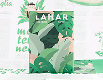 Lahar Magazine #37 - Sette