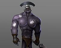 Uruk-Hai Character Design