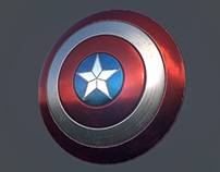 Cap. America Shield