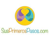 Sus Primeros Pasos Logo