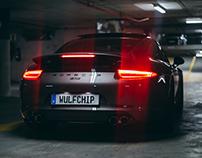 Wulfchiptegnik Porsche 911 Carrera GTS
