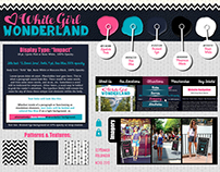 White Girl Wonderland | Branding