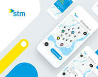 STM: Setting big ideas in motion - Interactive Map