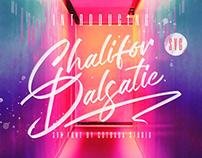 Chalifor Dalsatic SVG Font