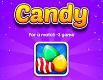 Assets Game: Candy