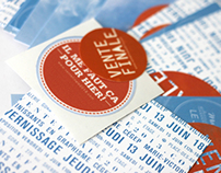 VENTE FINALE - Exposition, identité, publicité.
