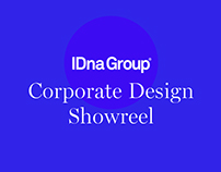 IDna Group - Corporate Design Showreel