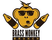Brass Monkey Brunch Logo