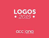 Logos 2015 Acciona
