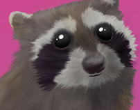 Slimy Raccoon