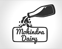Logo Designs for Mohindra Dairy