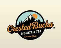 Crested Bucha Mountain Tea