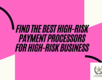 high-risk payment processors for high-risk business