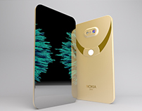 Nokia 3310 2017 concept