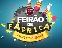 Feirão de Fábrica Fiat