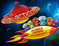 the Galactic - Gift toy case