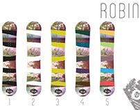 Snowboards OCB 2 Series
