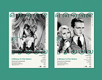 ACMI: A Witness to Film History - Branding