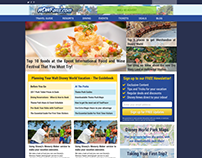 Disney World Travel Guide Homepage