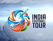 Indian Football Tour | Branding
