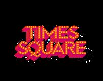Times Square - Snapchat