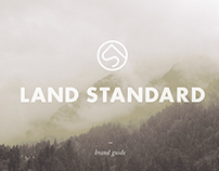 Land Standard Brand Guide