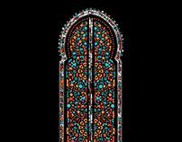 Fuṣḥá II فصحى / Scarves Collection
