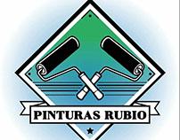 Pinturas Rubio Logo