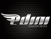 Edini Transportes Branding Design