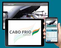 Identidade Visual Cabo Frio Airport