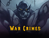 War crimes - Animated illustrations