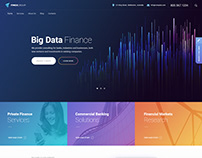 FINEXGROUP - Finance, consulting and broker theme.