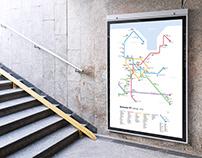 Rochester Metro Map
