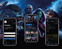 Kinoplay App UI/UX Redesign