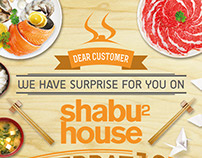 Shabu2 House - Menu