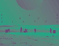 Far From Alaska - Dino Vs. Dino Poster