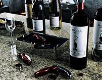 Render Wine Scene