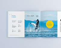 Pacific Life annual reports