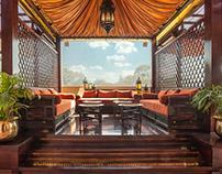 Tambourin Restaurant, Villa Rosa Hotel, Nairobi