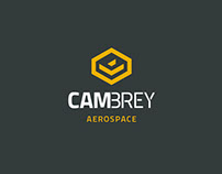 Brand Identity System - Cambrey Aerospace