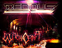 'Decious - WitchCraft' {EP Cover} [SME]