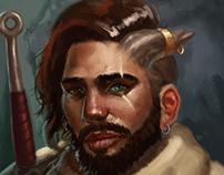 Adventurer Portrait [PERSONAL]