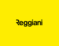 Reggiani Lighting - Rebranding