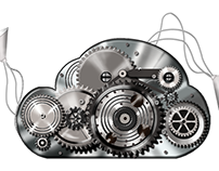Illustration for a cloud based management engine