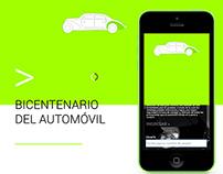 Bicentenario del automóvil