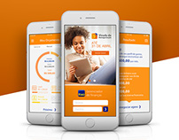 App Gerenciador de Finanças Itaú