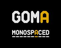 Goma Monospaced