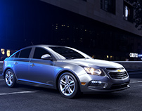Chevrolet - Cruze 360 videos.