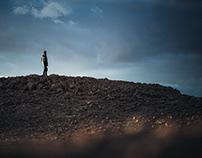 COLUMBIA x Edden Ram - Negev Desert, Israel
