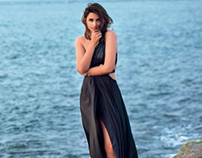 Parineeti Chopra for Asia Spa